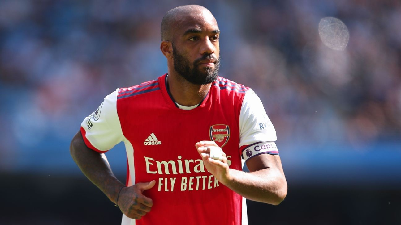 Sources: No Arsenal contract offer for Lacazette