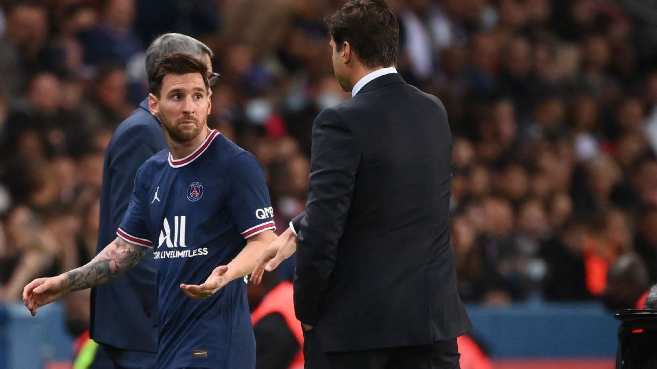 Weekend review: Lionel Messi subbed but PSG find a way