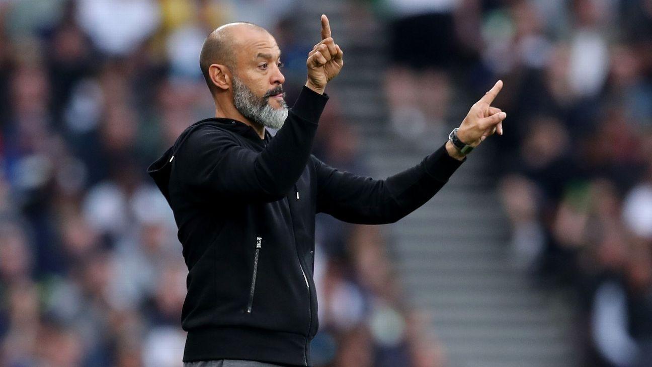 Nuno: So many problems to solve at Tottenham