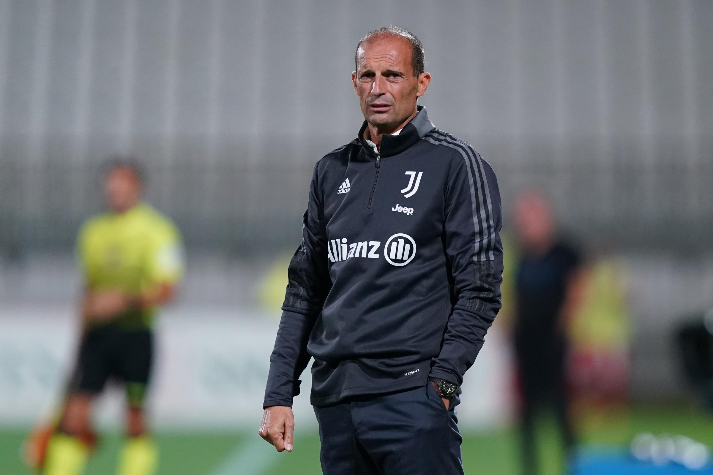 """ALLEGRI: """"WE HAVE TO WIN"""""""