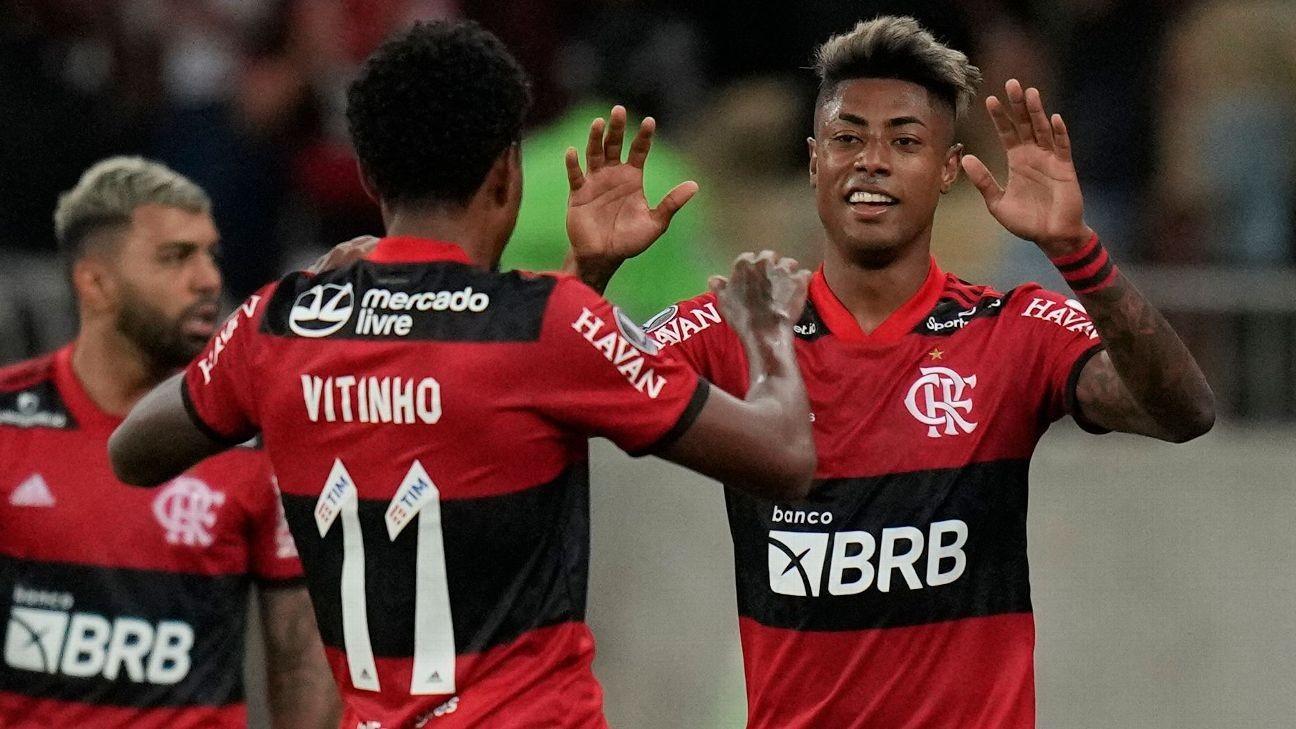 Flamengo are eyeing Copa Libertadores final after win over Ecuador's Barcelona