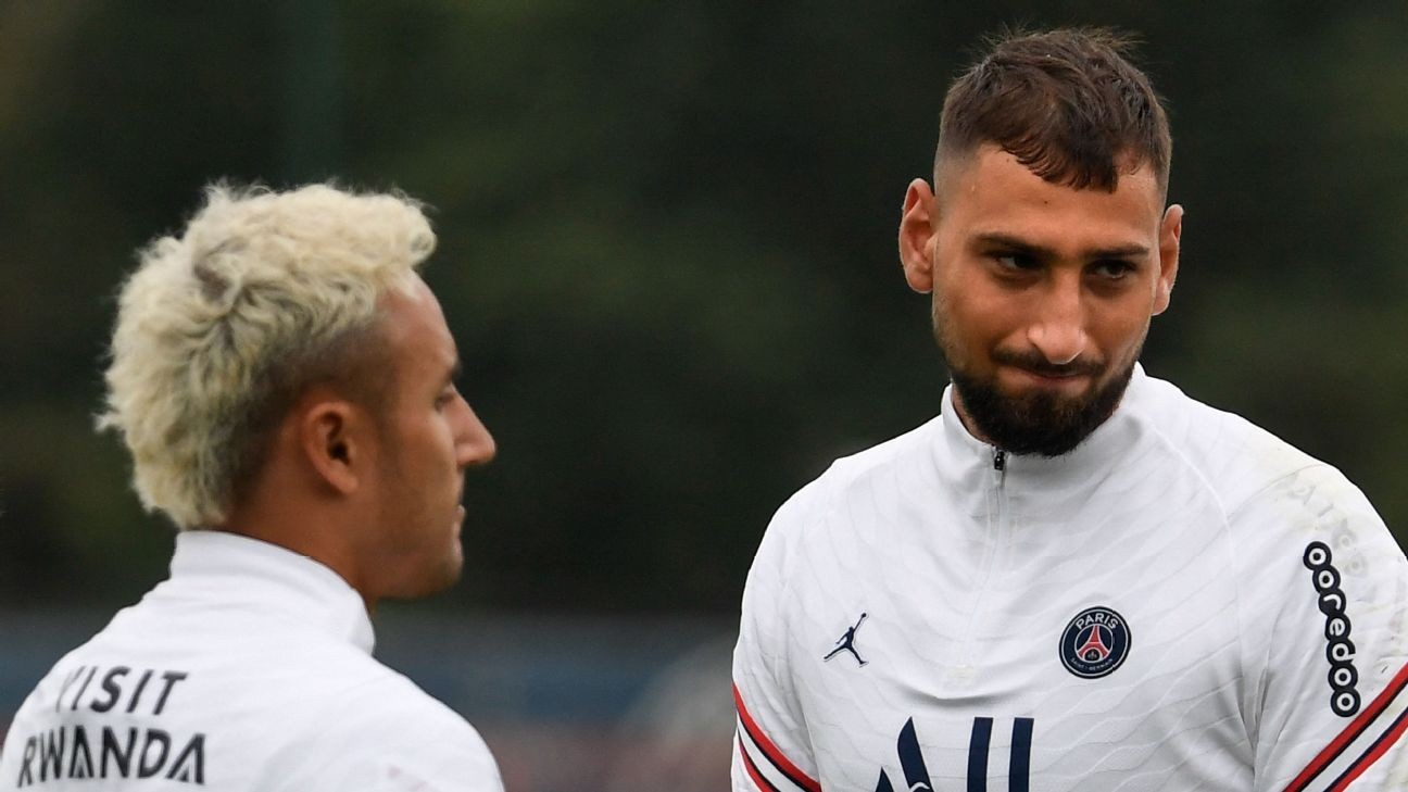 Transfer Talk: PSG's Donnarumma eyes Juventus move amid Navas drama