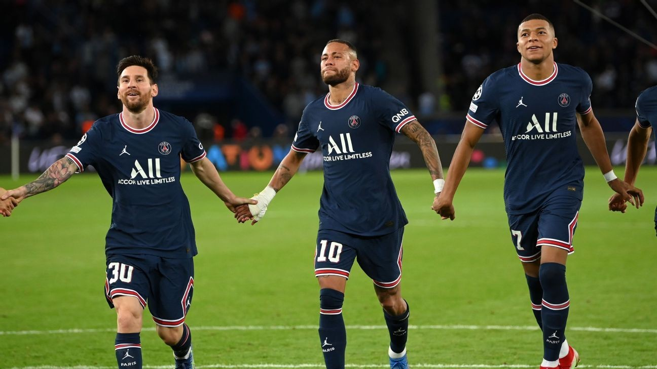 Messi after PSG win: I'll improve with Neymar, Mbappe