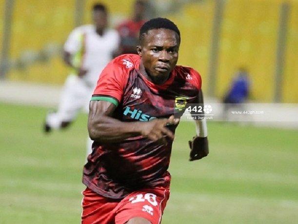 EXCLUSIVE: Former Asante Kotoko winger Augustine Okrah is close to joining Ethiopian club Sidama Coffee