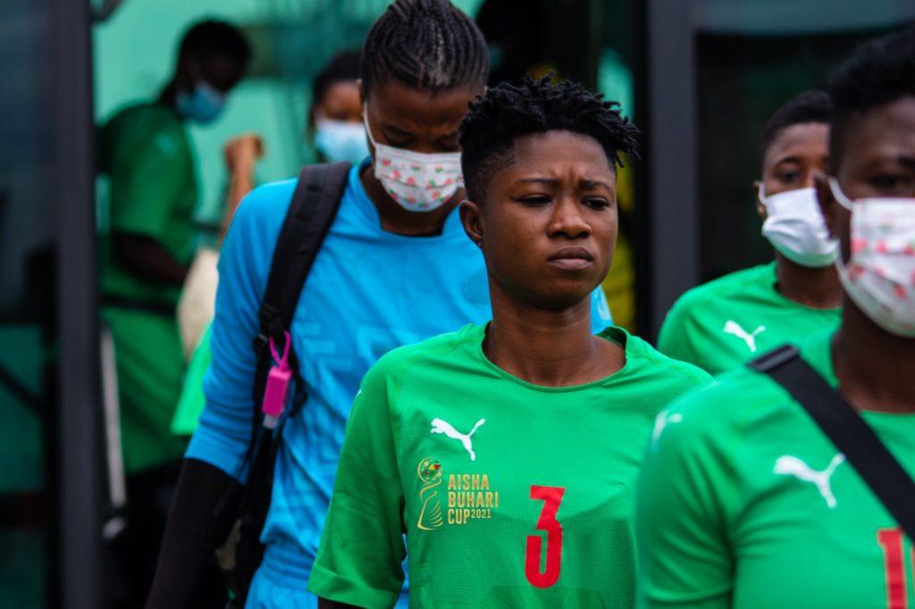 Black Queens hold first training in Nigeria ahead of Aisha Buhari tournament