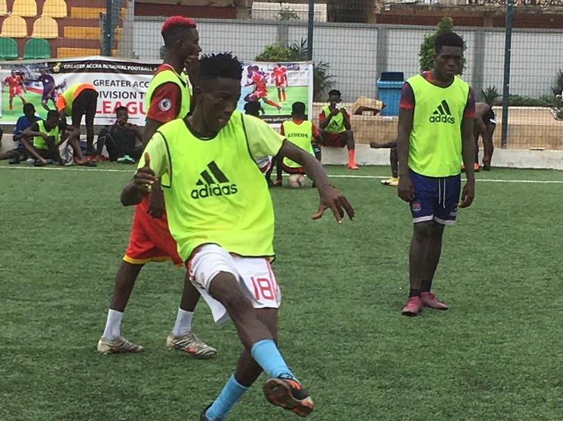 My goal against Mobile People is my trademark - Golden Kicks wondergoal scorer Mizak Asante