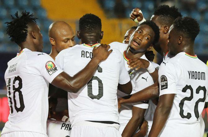 Ghana vs Ethiopia: Betting, prediction, television channel & team news