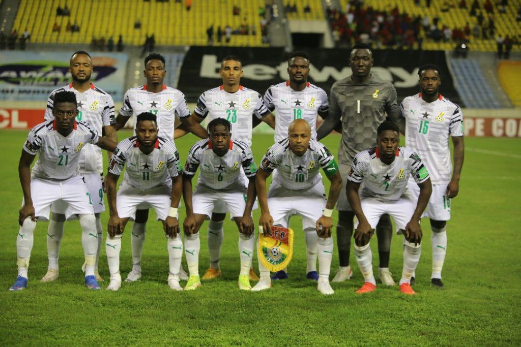 Ghana players receive invites for Zimbabwe doubleheader despite no Black Stars coach