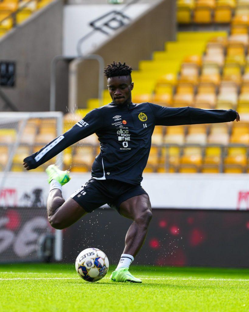 Midfielder Emmanuel Boateng tastes defeat on Elfsborg debut in Allsvenskan