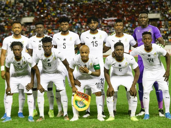 2022 World Cup qualifiers: Dates for Ghana v Zimbabwe match revealed