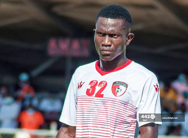 WAFA striker Justus Torsutsey confirms Asante Kotoko approach, ready to don the Red shirt