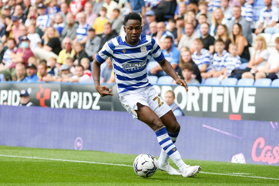 Ghana defender Baba Rahman continues strong start to life at Reading with another brilliant display
