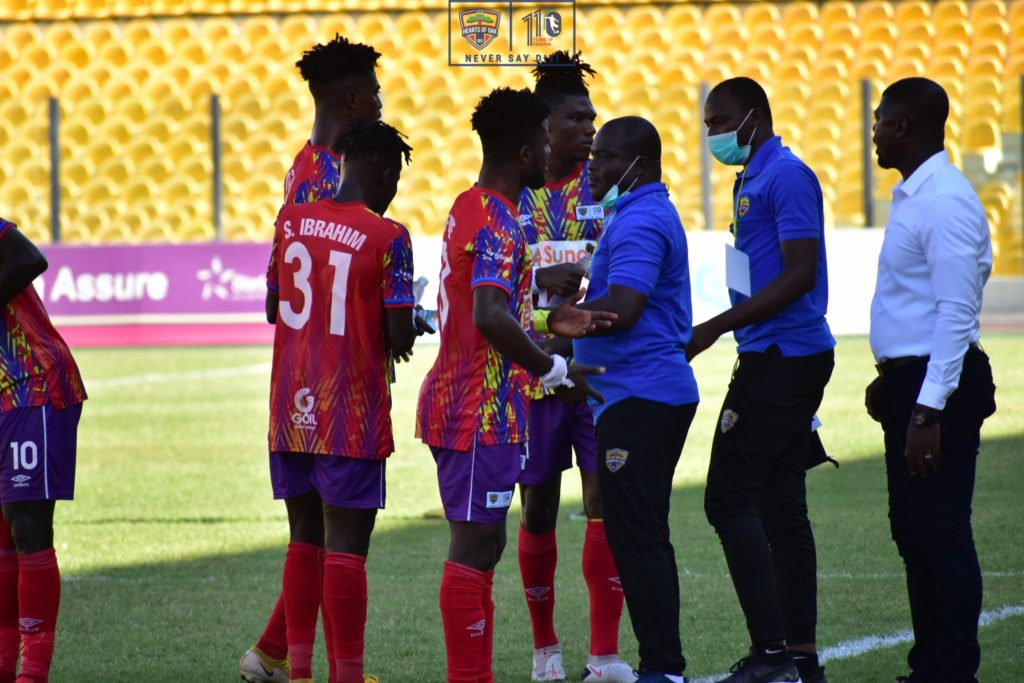 CAF Champions League: Hearts of Oak to face Moroccan giants Wydad Casablanca in next round
