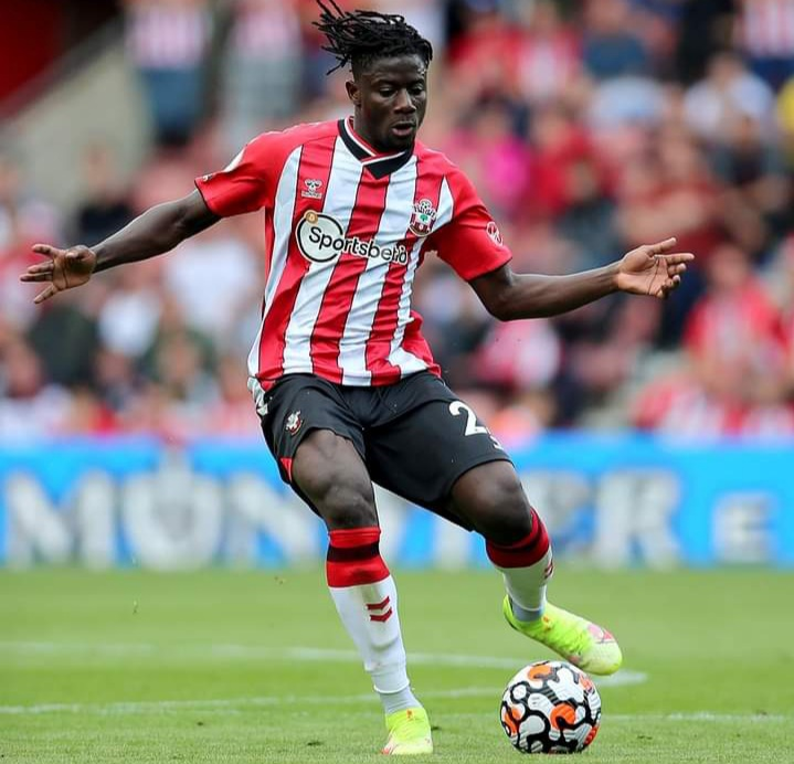 Ghanaian defender Mohammed Salisu makes WhoScored Premier League team of the week