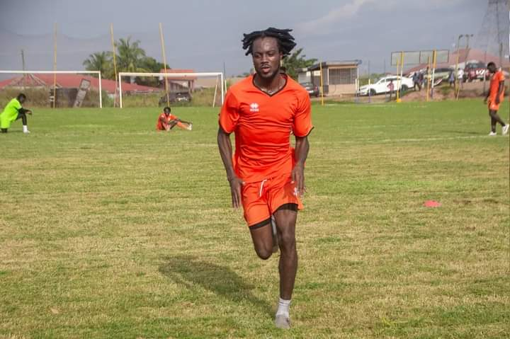 Asante Kotoko new acquisition Richmond Nii Lamptey charged for participating in match fixing