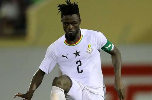 South Africa vs Ghana: Hearts of Oak captain Fatawu Mohammed starts against Bafana Bafana