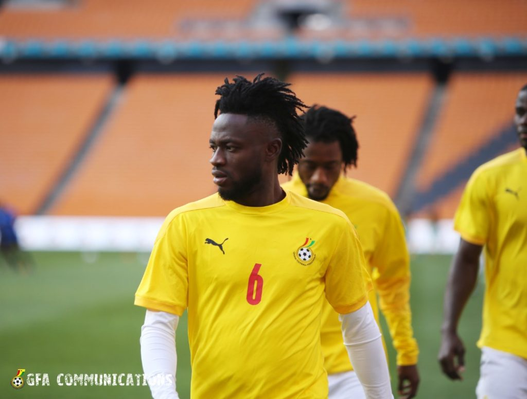 VIDEO: Watch highlights of Fatawu Mohammed's Black Stars debut