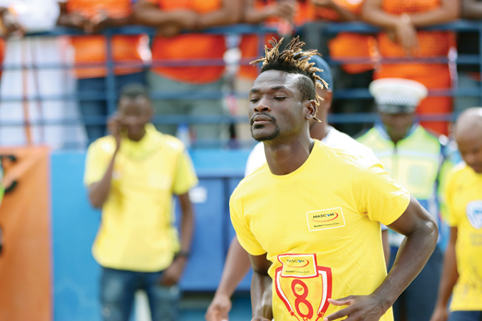 VIDEO: Ex-Gor Mahia forward Francis Afriyie ready to play for Asante Kotoko