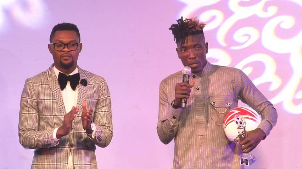 Hearts win big at maiden edition of Universal Premier League awards