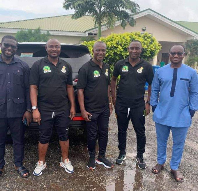 Former Ghana coach Kwesi Appiah agrees to work as Kotoko Technical Director