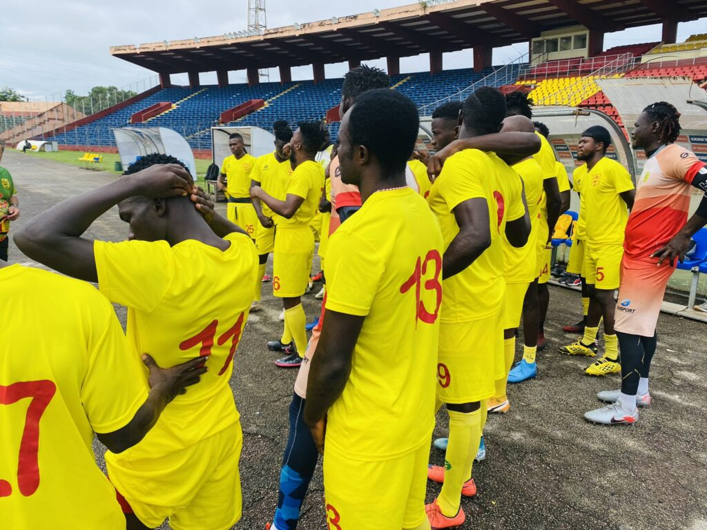 Ghanaian trio have told us a lot about Hearts of Oak – CI Kamsar veep Rene Bagoura