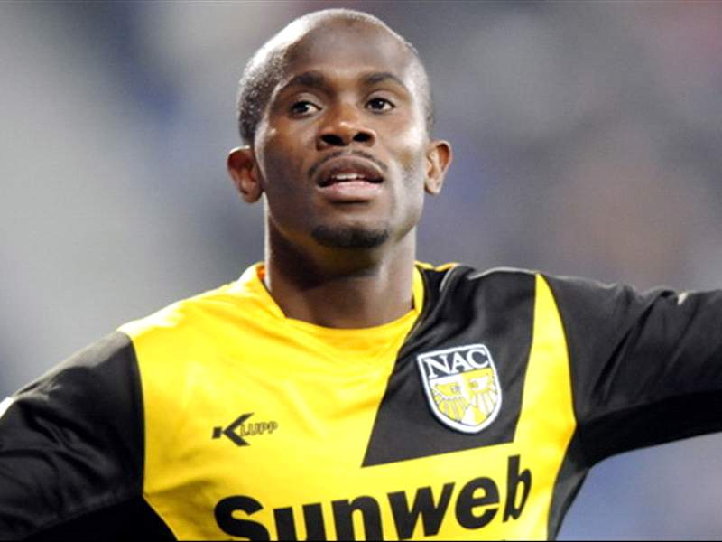 EXCLUSIVE: Matthew Amoah is the highest Ghanaian scorer in Dutch football history