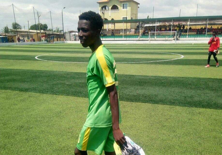 Ghana prodigy Mizak Asante pops up on the radar of Manchester United, City and Juventus