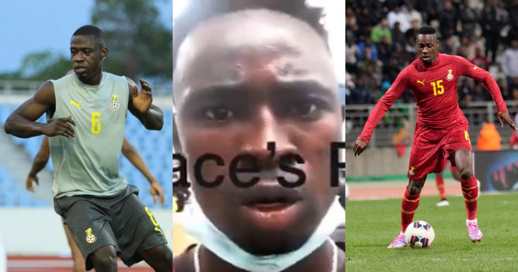Video: Fan attacks 'stingy' Black Stars players, wants 'givers' Acquah, Boakye-Yiadom back