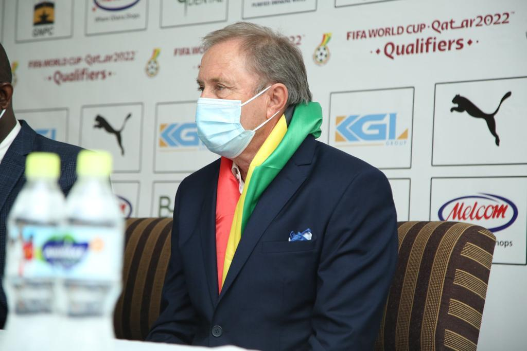 Newly-appointed coach Milovan Rejavac explains why he left Ghana after 2010 World Cup