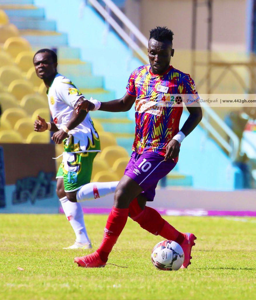 Hearts of Oak provides injury update on Caleb Amankwa & Emmanuel Nettey