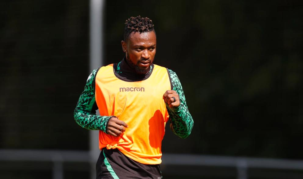 Ghanaian striker Patrick Twumasi expected to leave Hannover