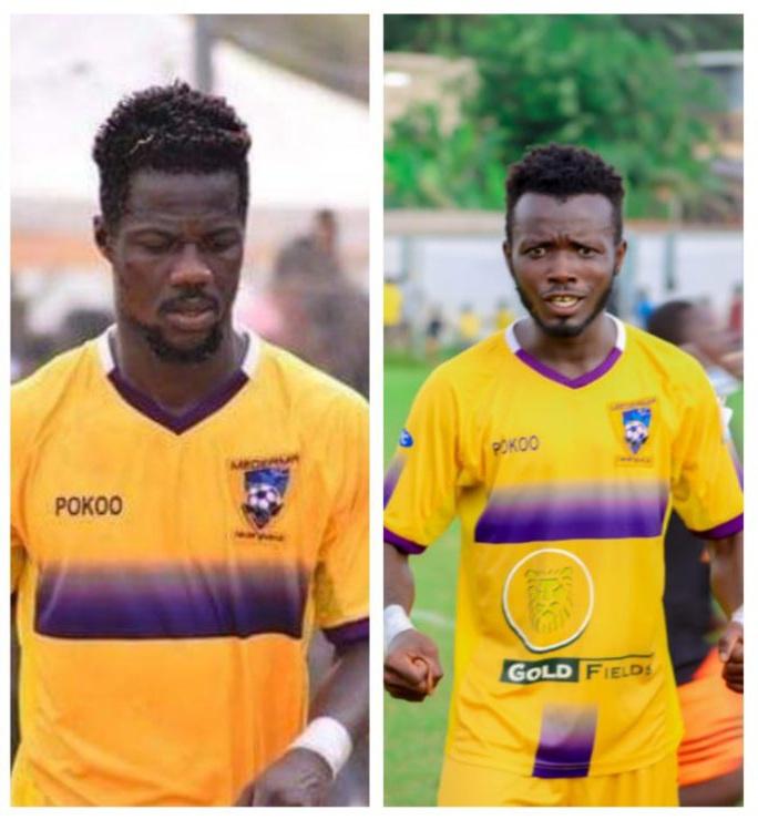 BREAKING: Asante Kotoko reach agreement with Medeama for the transfer of duo Richard Boadu and Samuel Appiah