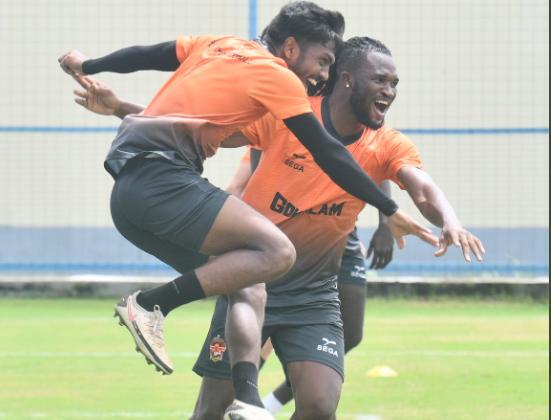 Rahim Osumanu scores as 10-man Gokulam Kerala FC beat Hyderabad FC in Durand Cup in India