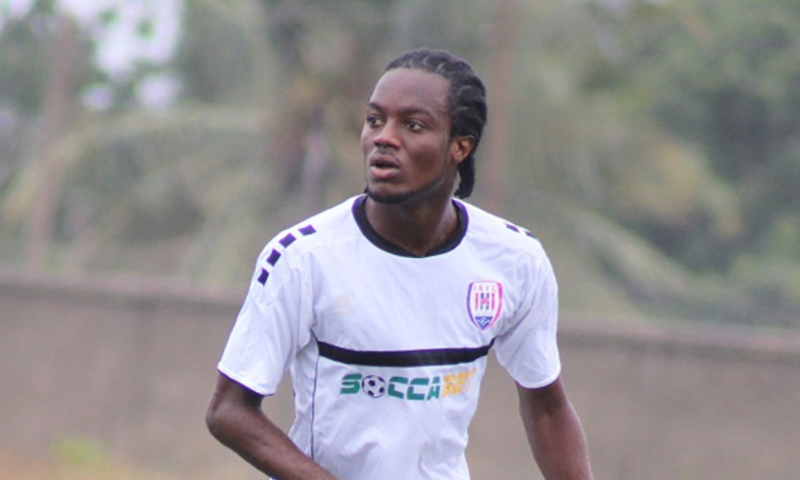 DONE DEAL: Asante Kotoko complete signing of attacking midfielder Richmond Nii Lamptey from Inter Allies