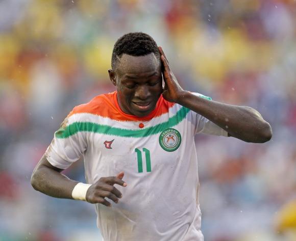 Niger international Victorien Adje Adebayor joins ENPPI on loan in Egypt