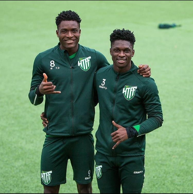 Swedish club Hammarby capture Ghanaian youngsters Emmanuel Agyeman Duah and Nathaniel Adjei
