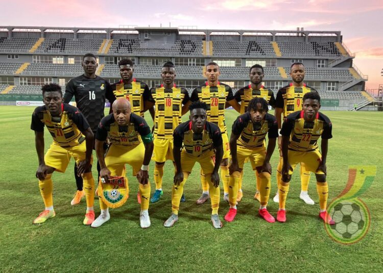 Boost for Ghana as England-based players will be released for red-listed Zimbabwe clash