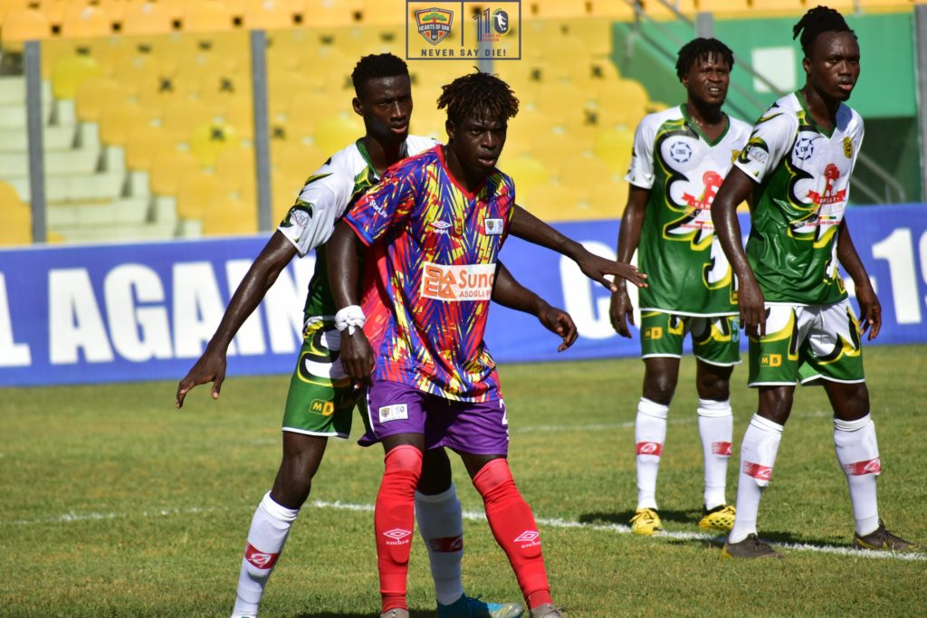 Match Report: Hearts of Oak 2-0 CI Kamsar - CAF Champions League