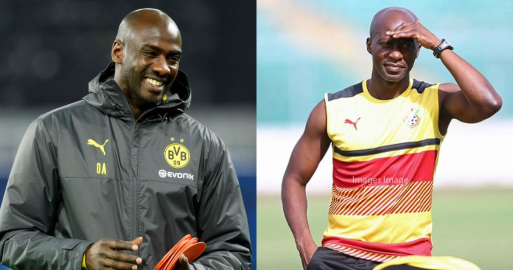 Otto Addo and Ibrahim Tanko frontrunners of Ghanaian coaches to take Black Stars job