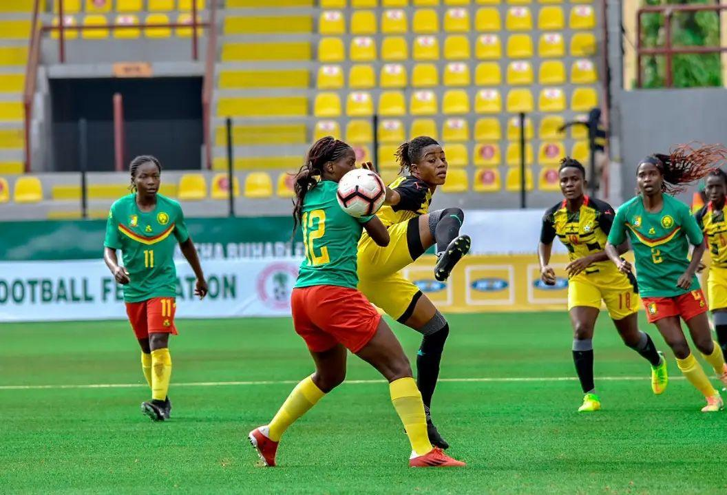 Aisha Buhari Cup: Black Queens secure first win after beating Cameroon