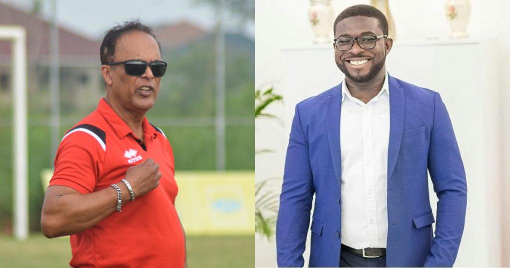 Kotoko to decide on coach Mariano Barreto's future ahead of new season- CEO Nana Yaw Amponsah