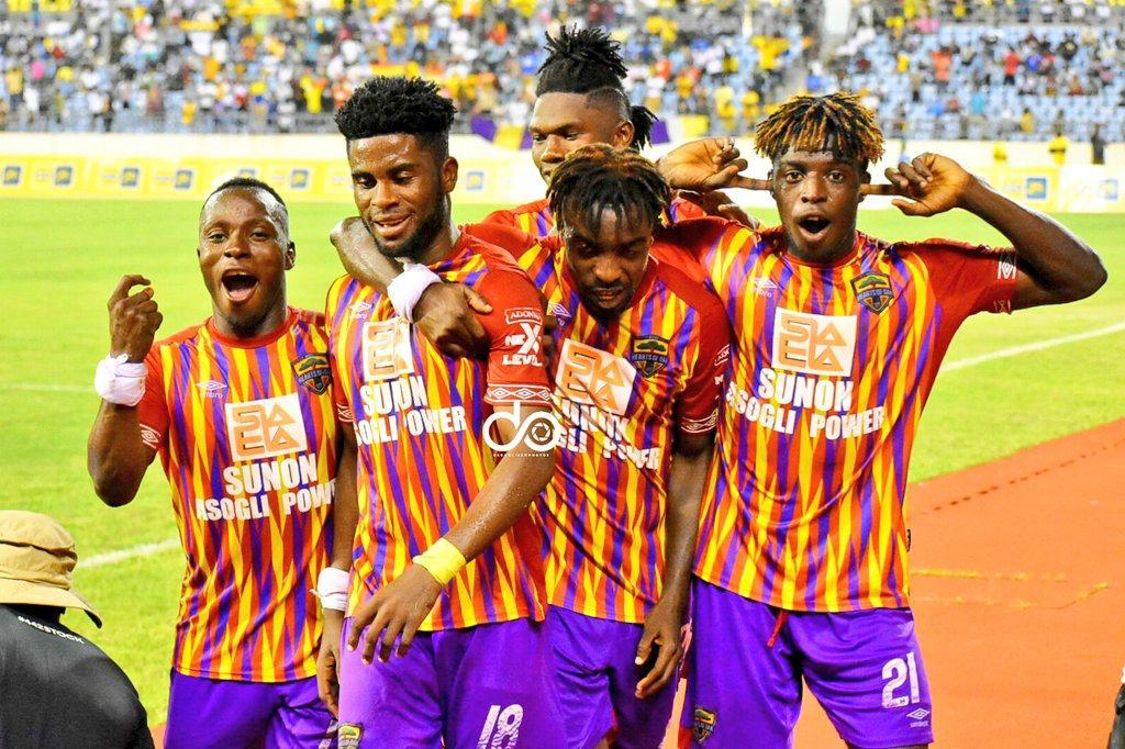 Hearts legend Mohammed Polo wants team to prove against Wydad Atletico in CAF Champions League