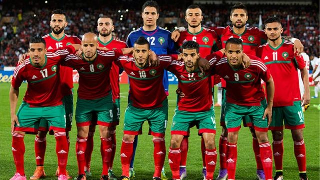 Breaking News: Ecstatic Morocco players evacuated from Guinea following coup - VIDEO