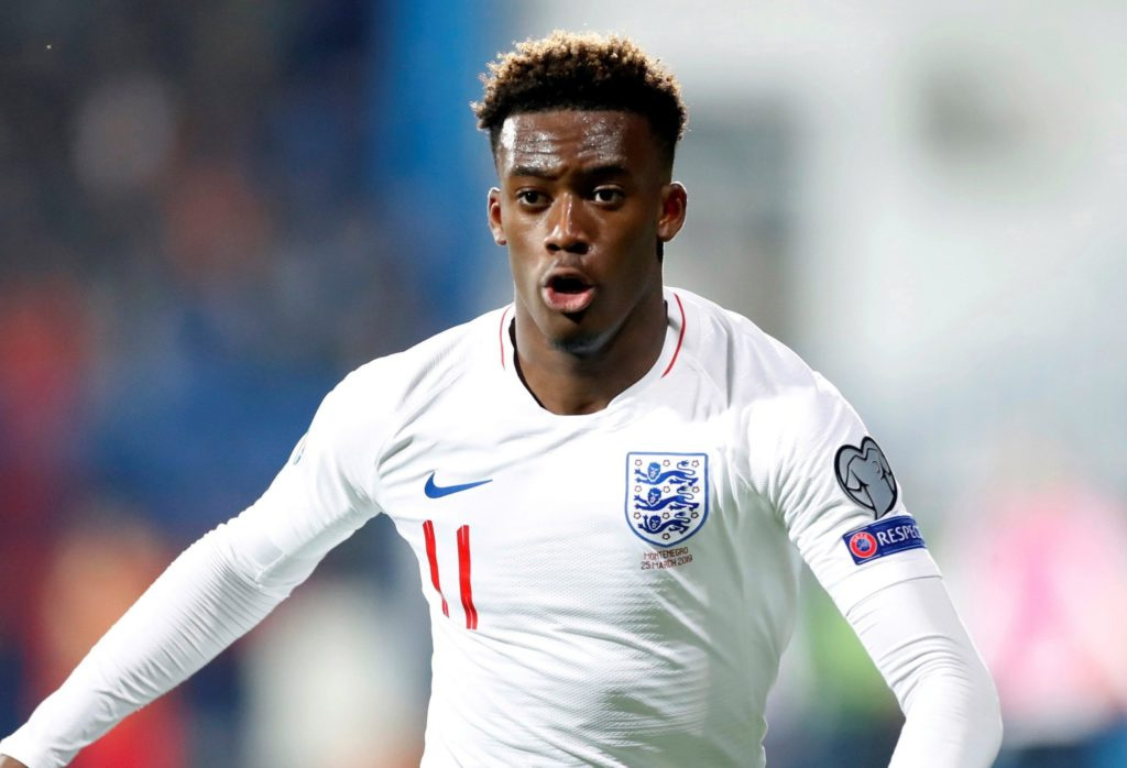 Breaking News: England and Chelsea star Husdon-Odoi close to switching to play for Ghana