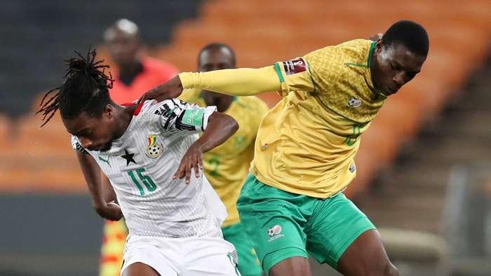 Ghana victory has reignited South Africa hope- Match winner Bongokuhle Hlongwane