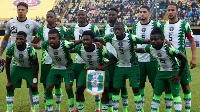 World Cup qualifiers: Nigeria suffer shock home defeat against Central African Republic