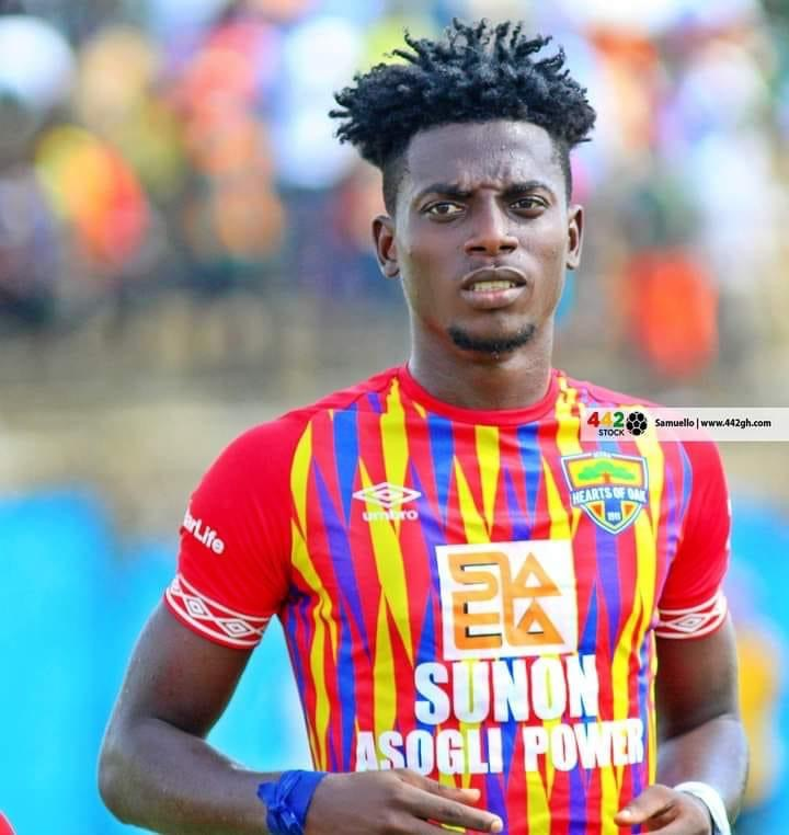 CAF Champions League: Hearts of Oak defender Caleb Amankwah 'likely' to miss Wydad clash