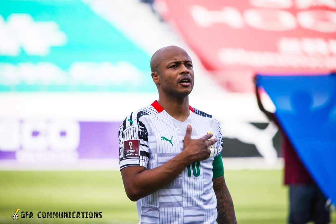 Zimbabwe 0-1 Ghana: Captain Andre Ayew started from the bench due to an injury
