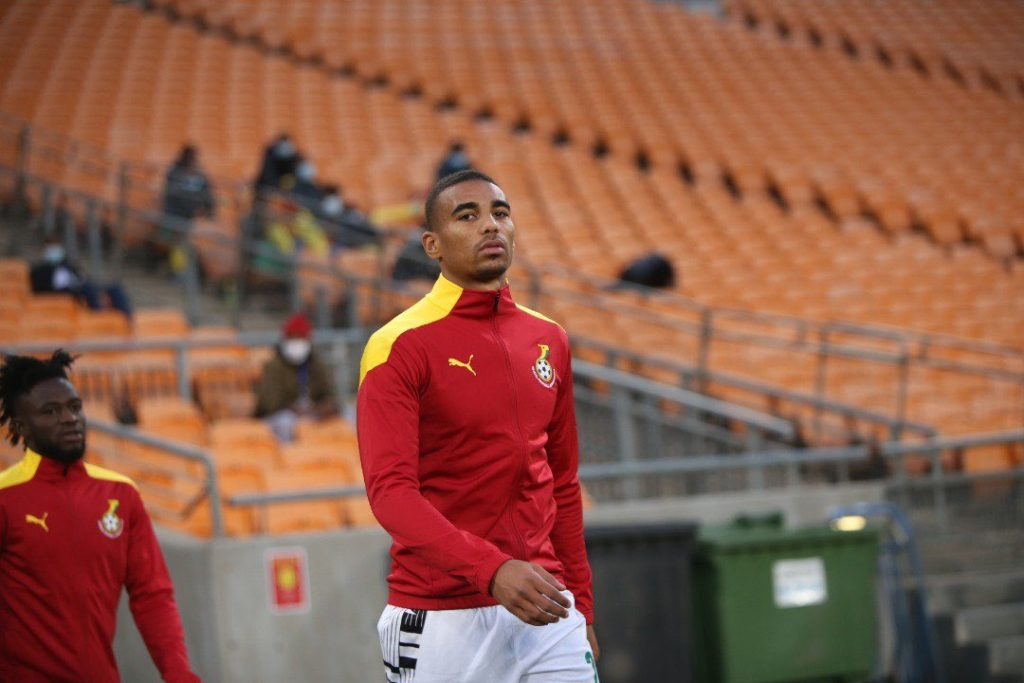 Zimbabwe 0-1 Ghana: Black Stars defender Alexander Djiku suffers injury in victory over Zimbabwe