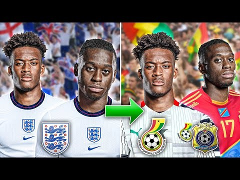 10 Players Who Could SWITCH Nationalities!